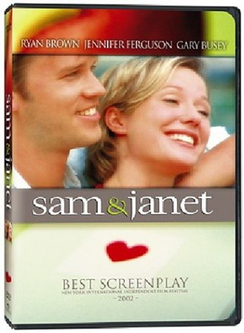 Sam And Janet DVD Image