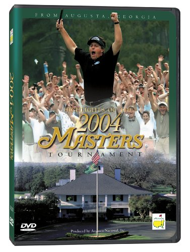 Highlights Of The 2004 Master Tournament DVD Image