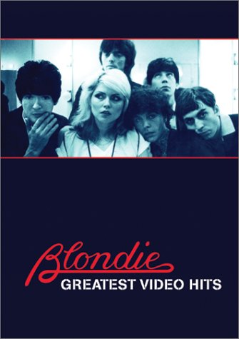 Blondie: Greatest Video Hits DVD Image