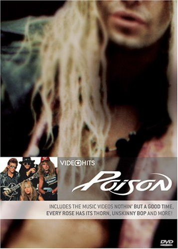 Poison: Video Hits DVD Image