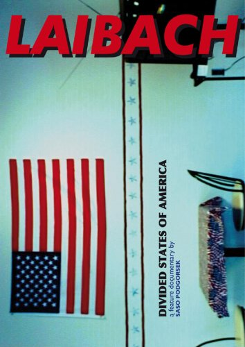 Laibach: Divided States Of America DVD Image