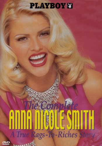 Playboy: Complete Anna Nicole Smith DVD Image