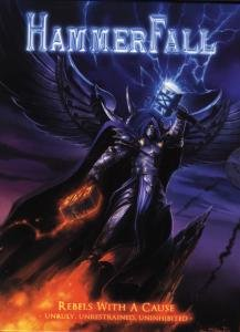 Hammerfall: Rebels With A Cause: Unruly (DVD/CD Combo) DVD Image
