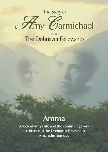 Story Of Amy Carmichael DVD Image
