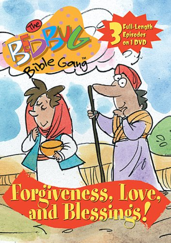 Forgiveness, Love And Blessings! DVD Image