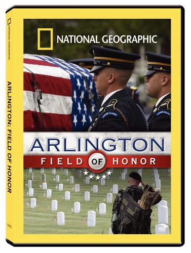 National Geographic: Arlington Cemetary DVD Image
