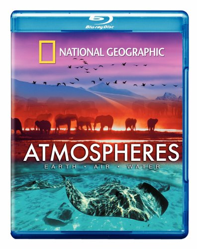 National Geographic: Atmospheres: Earth / Air / Water (Blu-ray) DVD Image