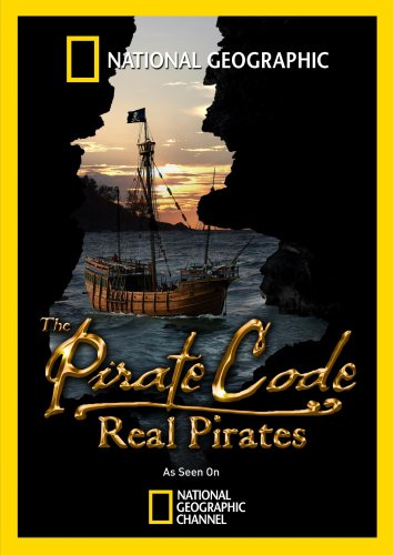 National Geographic: Pirate Code: Real Pirates DVD Image