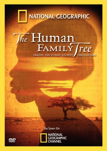 National Geographic: Human Family Tree DVD Image