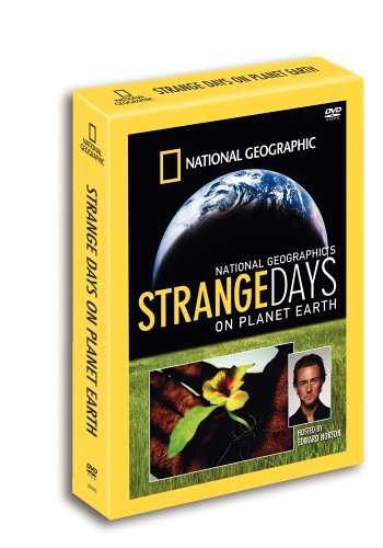National Geographic: Strange Days On Planet Earth DVD Image