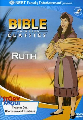 Bible Animated Classics: Ruth DVD Image