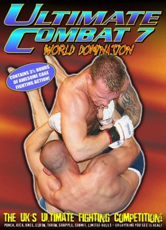 Ultimate Combat 7: World Domination DVD Image