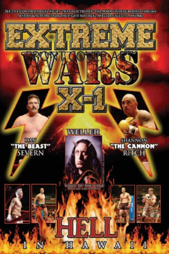 Extreme Wars: X-1: Hell In Hawaii: Dan 'The Beast' Severn DVD Image
