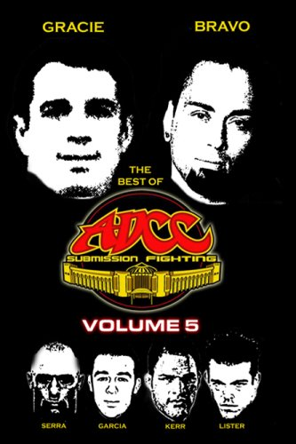 ADCC: Best Of ADCC, Vol. 5 DVD Image