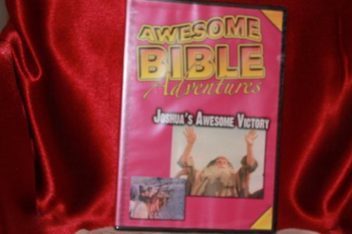 Awesome Bible Adventures: Joshua's Awesome Victory DVD Image