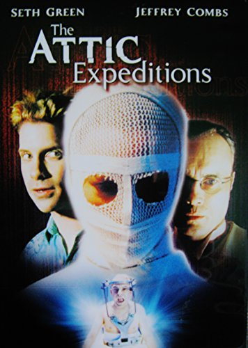 Attic Expeditions (DEJ Productions) DVD Image