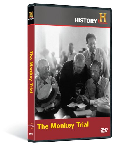 History Channel Presents: In Search Of History: Monkey Trial DVD Image