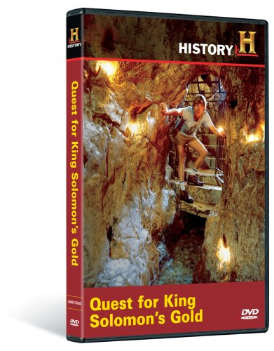 History Channel Presents: Digging For The Truth: Quest For King Solomon's Gold DVD Image