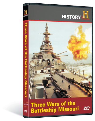 History Channel Presents: Three Wars Of The Battleship Missouri DVD Image