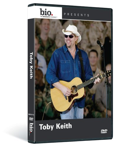 Toby Keith: A&E Biography DVD Image
