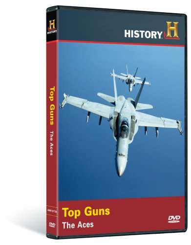 History Channel Presents: Weapons At War: Top Guns DVD Image