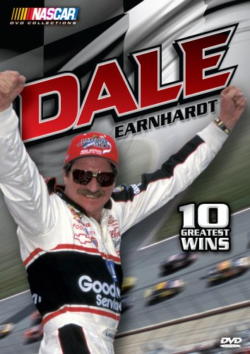 NASCAR Collection: Dale Earnhardt 10 Greatest Wins DVD Image