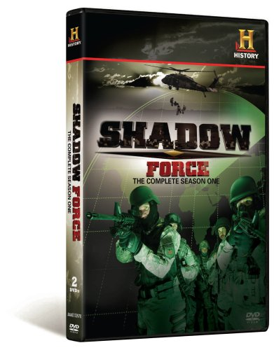 History Channel Presents: Shadow Force: Season 1 DVD Image