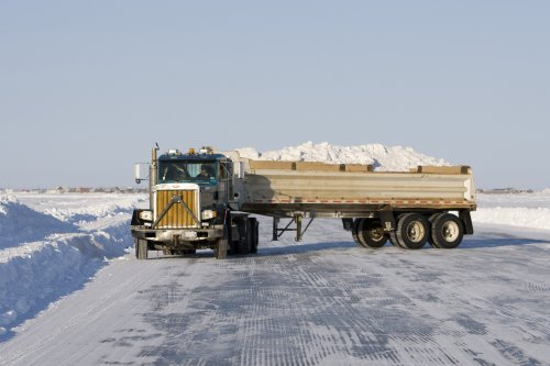 History Channel Presents: Ice Road Truckers: The Complete Season 3 DVD Image
