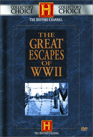 Great Escapes Of World War II DVD Image