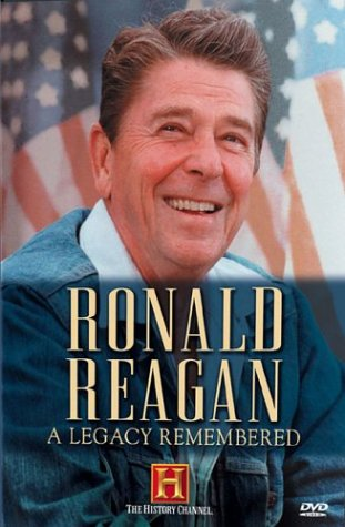 Ronald Reagan: A Legacy Remembered DVD Image