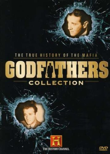 Godfathers Collection: The True History Of The Mafia DVD Image