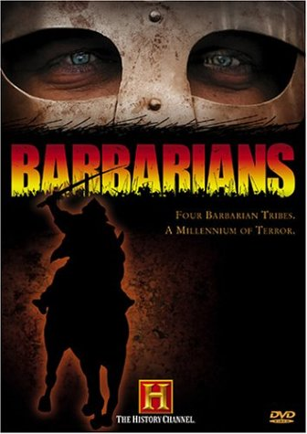 Barbarians (UNK) DVD Image