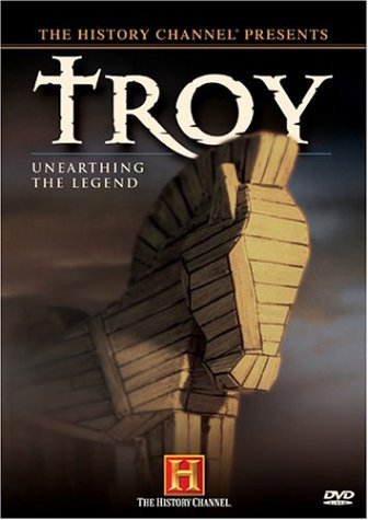 History Channel Presents: Troy: Unearthing The Legend DVD Image