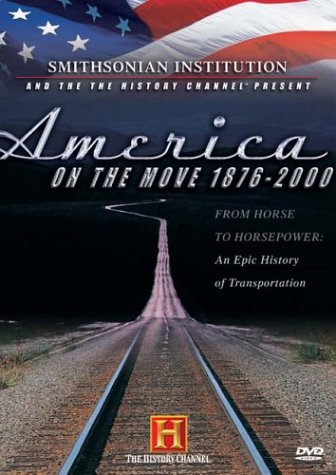 America On The Move: 1876-2000 DVD Image