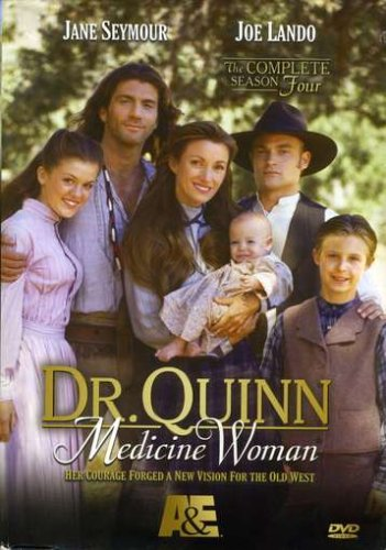 Dr. Quinn, Medicine Woman: The Complete Season 4 DVD Image