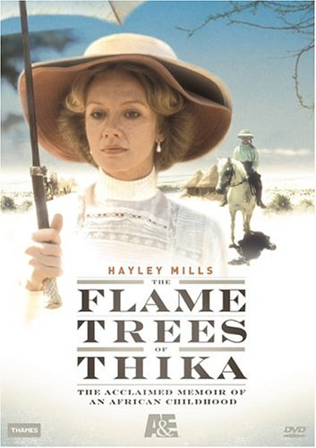 Flame Trees Of Thika DVD Image