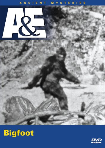 Ancient Mysteries: Bigfoot DVD Image