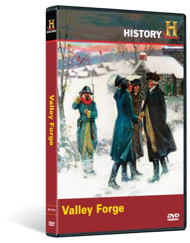History Channel Presents: Save Our History: Valley Forge DVD Image