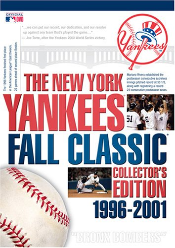 New York Yankees: Fall Classic 96-01 (Collector's Edition) DVD Image