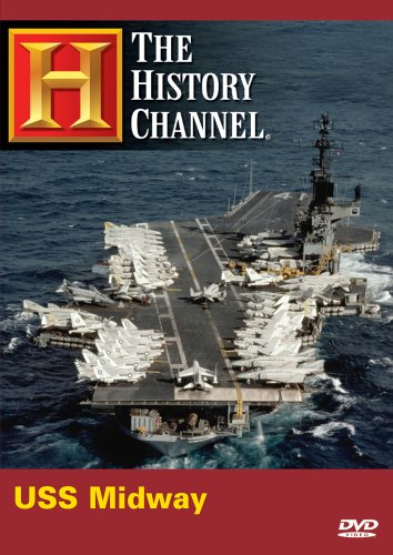 USS Midway - The Hero Ship (History Channel) DVD Image