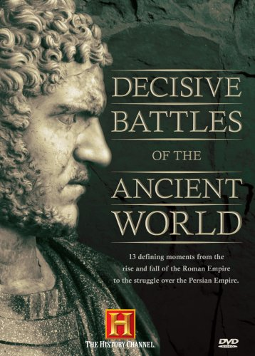 History Channel Presents: Decisive Battles Of The Ancient World DVD Image