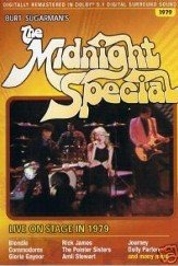 Burt Sugarman's The Midnight Special: Live On Stage 1979 DVD Image