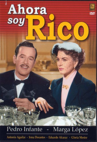 Ahora Soy Rico (Now I'm A Richman) (Laguna Films) DVD Image