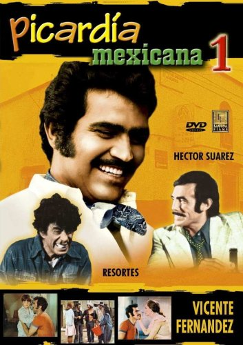 Picardia Mexicana DVD Image