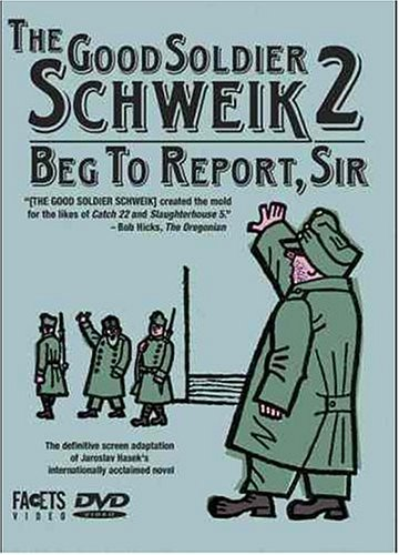 The Good Soldier Schweik 2: Beg to Report, Sir DVD Image