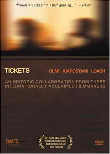 Tickets DVD Image