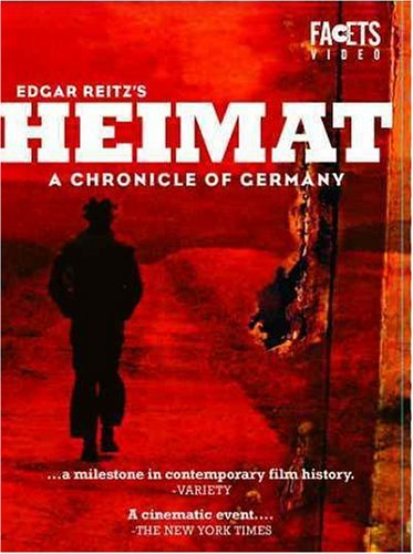Heimat - Chronicle of Germany DVD Image