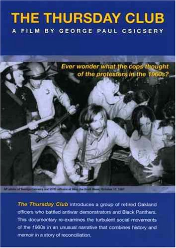 The Thursday Club: A Film by George Paul Csicsery DVD Image