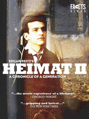 Heimat II: A Chronicle of a Generation DVD Image