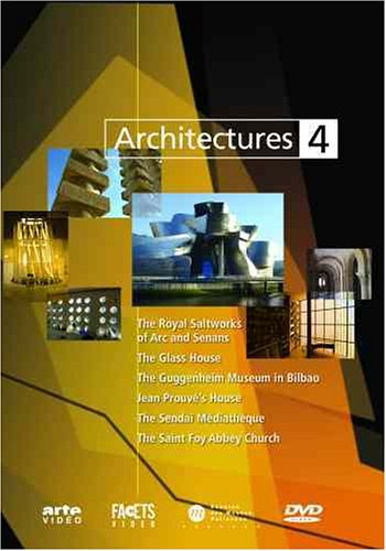 Architectures, Vol. 4 DVD Image